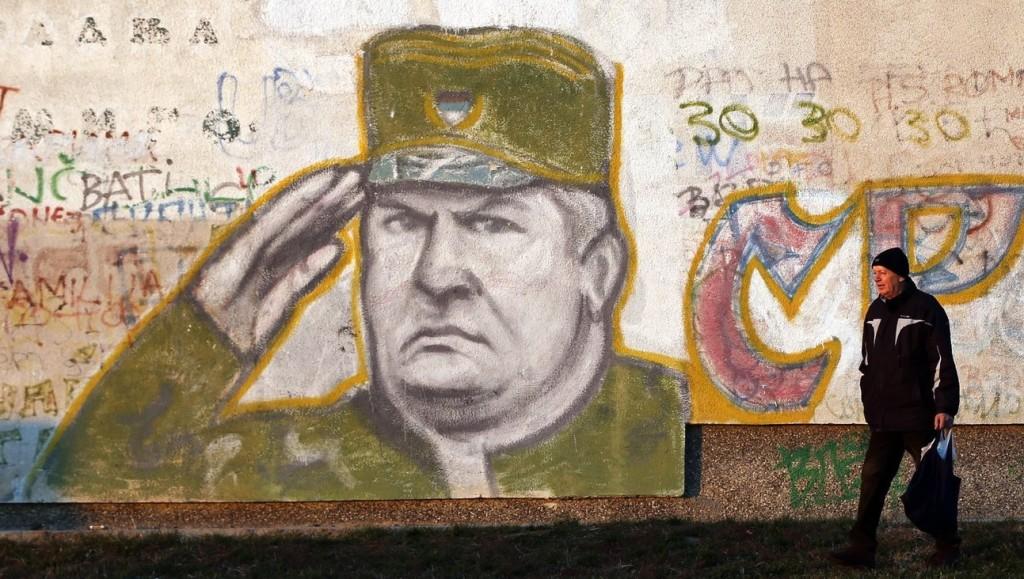 Ratko Mladic élő adásban jelentkezett be egy szerb tévében