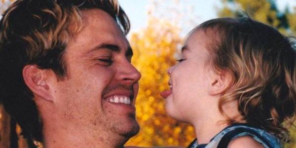 Paul Walker lánya eddig sosem látott képpel emlékezik apjára