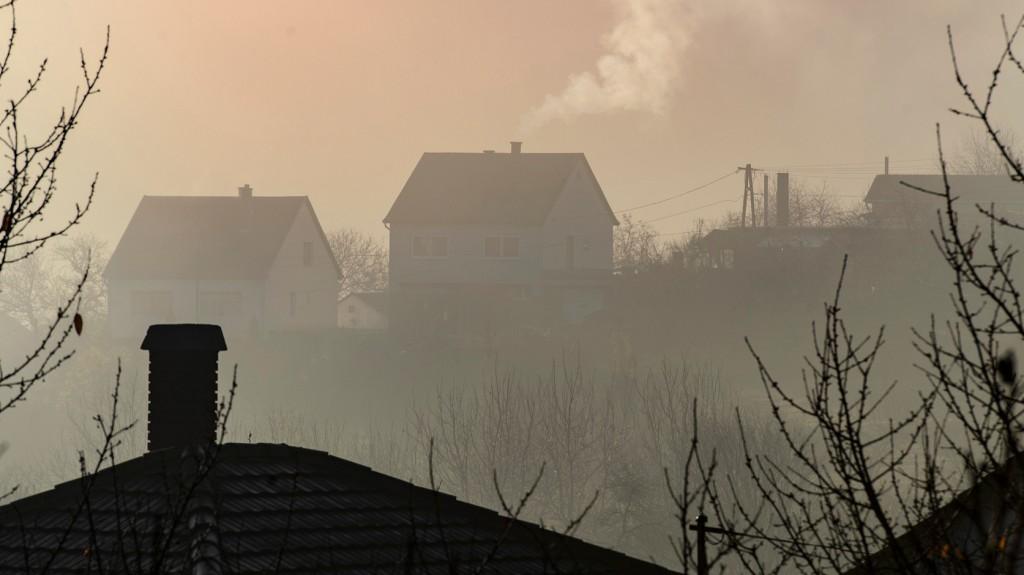 Elrendelték a szmogriadó riasztási fokozatát Miskolcon