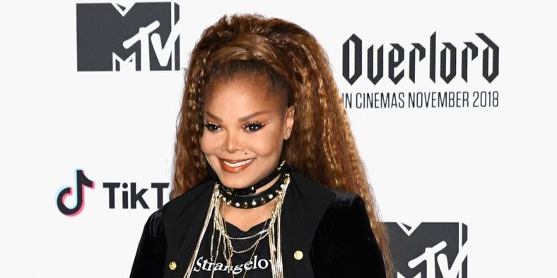 Janet Jacksonnak nincs szüksége sofőrre