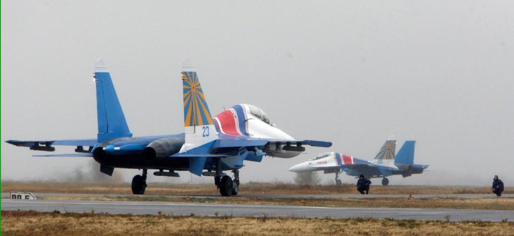 Lezuhant egy ukrán vadászrepülőgép