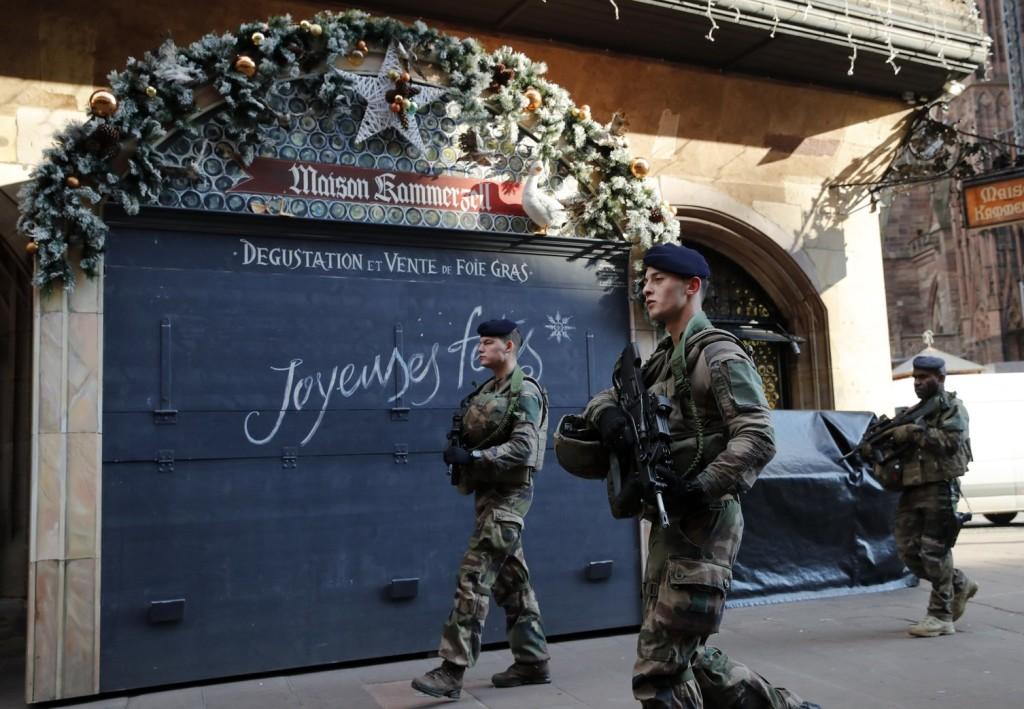 Algériai származású lehet a strasbourgi lövöldöző
