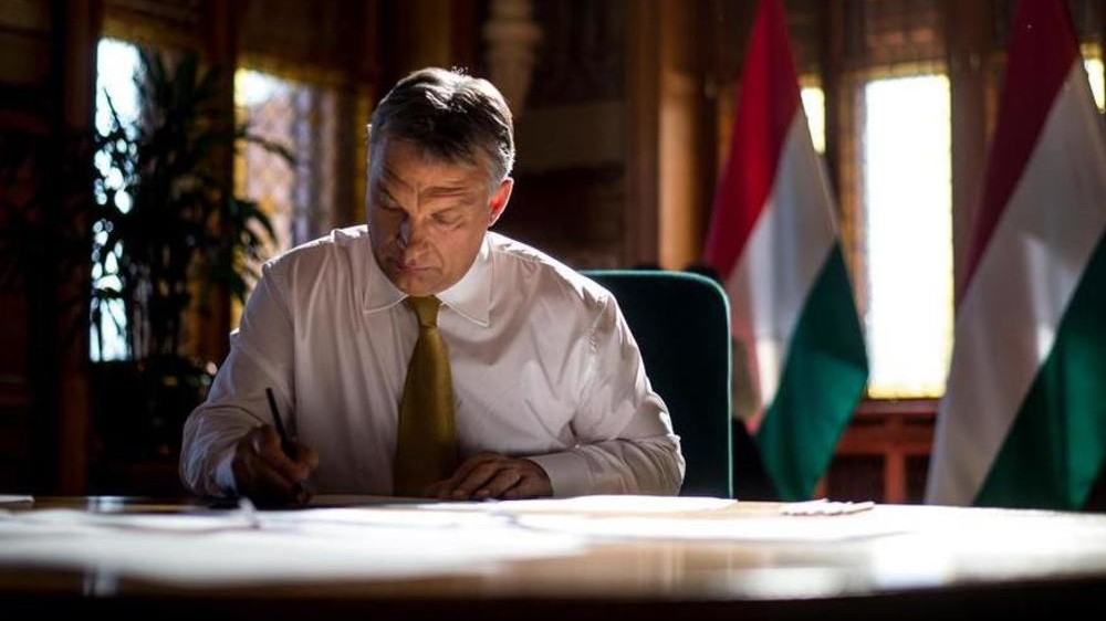 Különleges képet osztott meg Orbán Viktor húsvét alkalmából