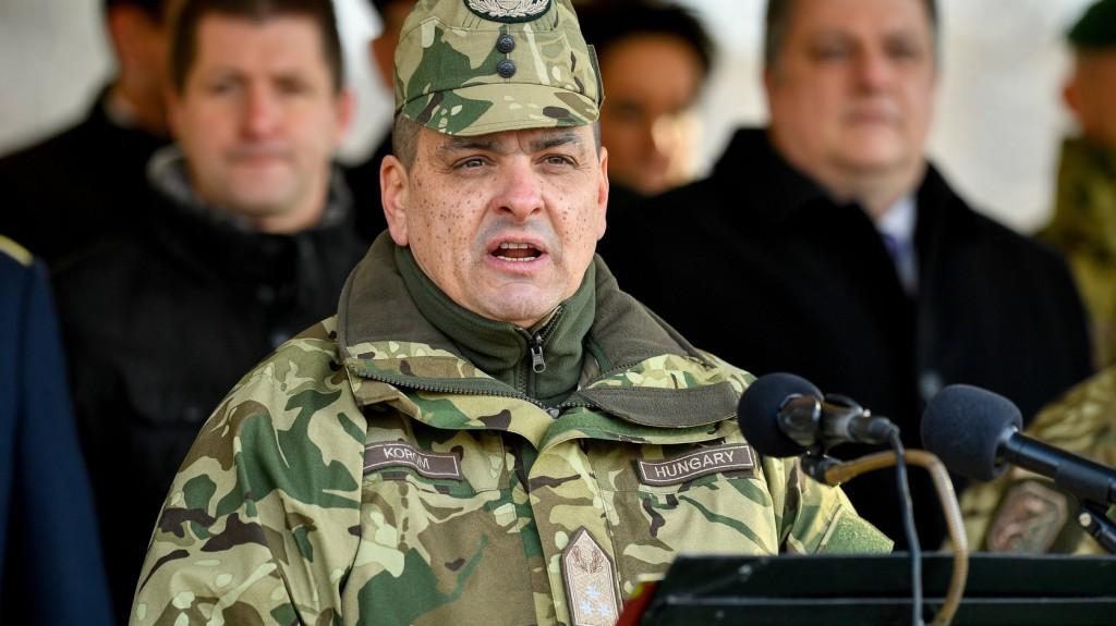 Kinevezték a Magyar Honvédség parancsnokát
