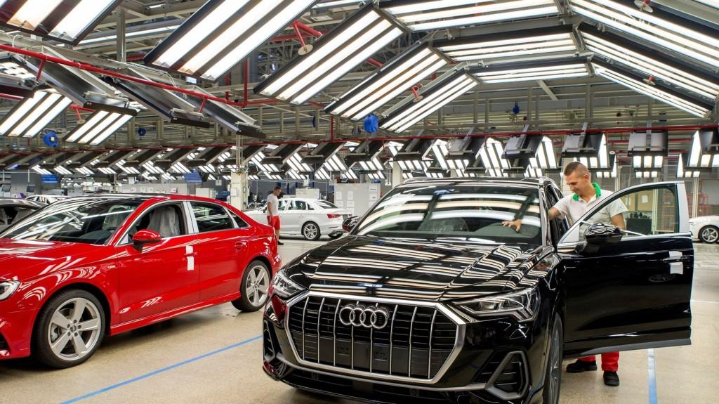 Sztrájkot hirdetett az Audi szakszervezete