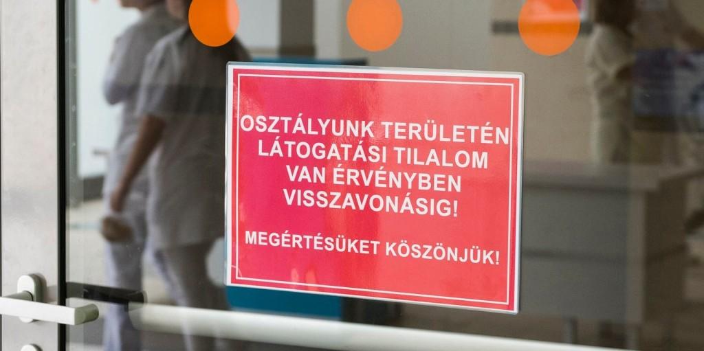 Feloldják a látogatási tilalmat a Markusovszky Kórházban