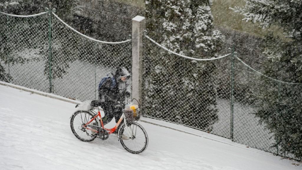 Ismét havazás várható országszerte