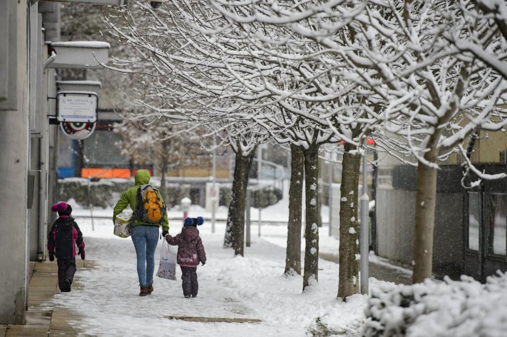 Havazás miatt figyelmeztetés van érvényben többfelé