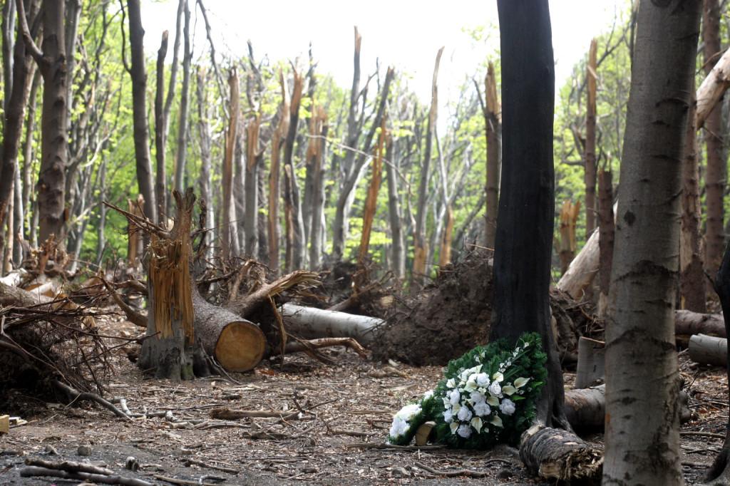 A hejcei katasztrófa áldozataira emlékeznek