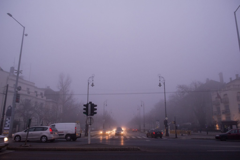Több városban is rossz a levegő