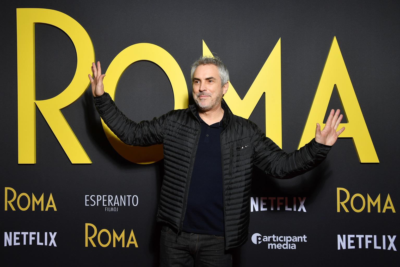 Alfonso Cuaron Roma című alkotása 10 jelölést kapott. (Fotó: Getty Images)