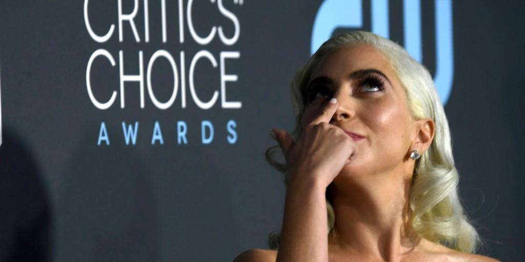 Lady Gaga megindító köszönőbeszédéért is díjat érdemelne