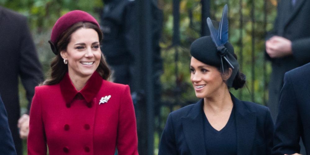 Meghan hercegné sorra kudarcot vall a ruháival, még van mit tanulnia Katalintól