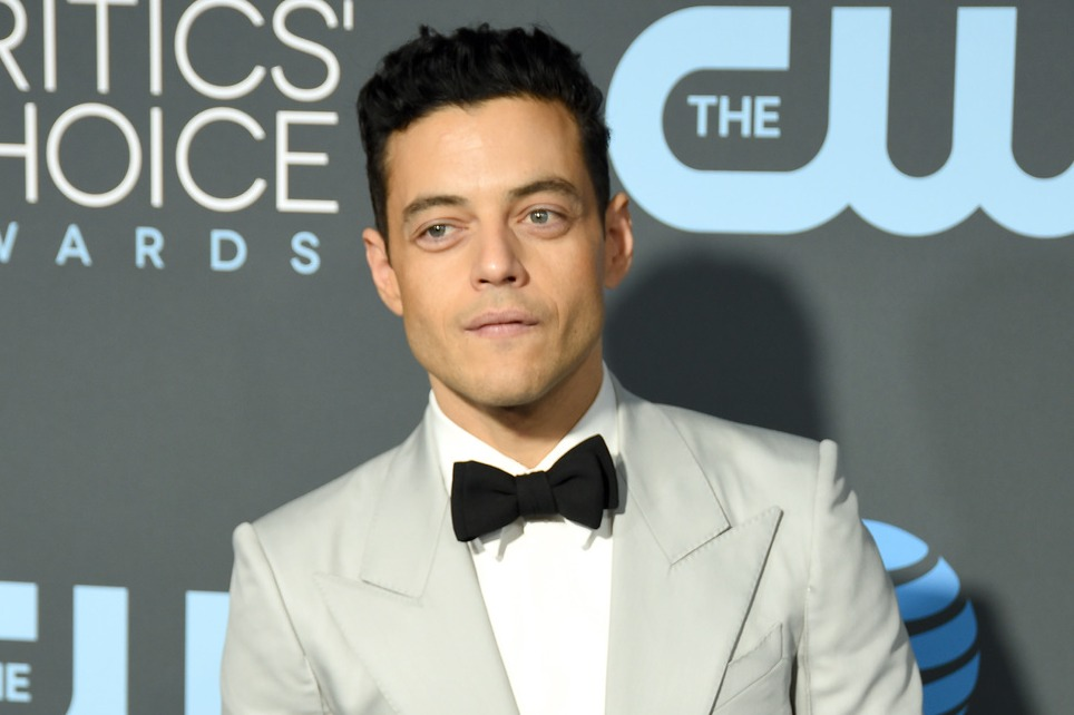 Rami Malek (Fotó: Getty Images)
