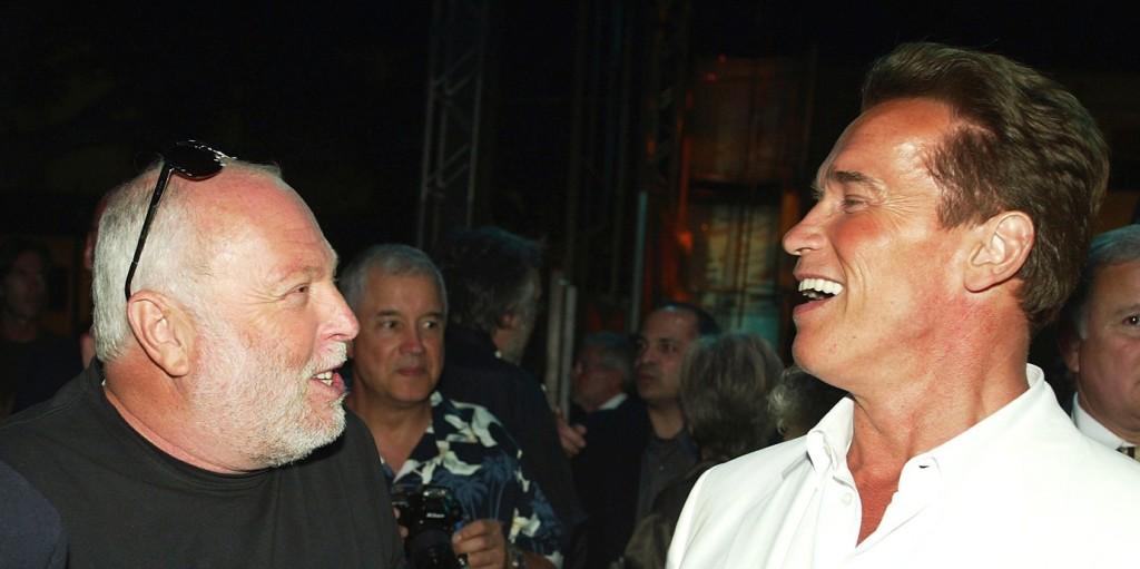 Arnold Schwarzenegger és Antonio Banderas is megindító sorokkal búcsúzik Andy Vajnától