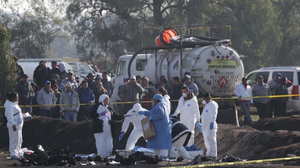 Mexikói vezetékrobbanás: az üzemeltető észlelte a szivárgást