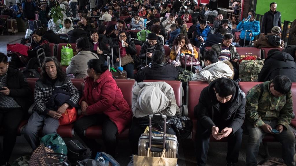 Egész Kína útra kel, közeleg a holdújév – VIDEÓ