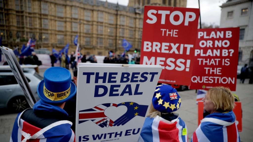 Brexit: Meredek áremelkedéstől tartanak