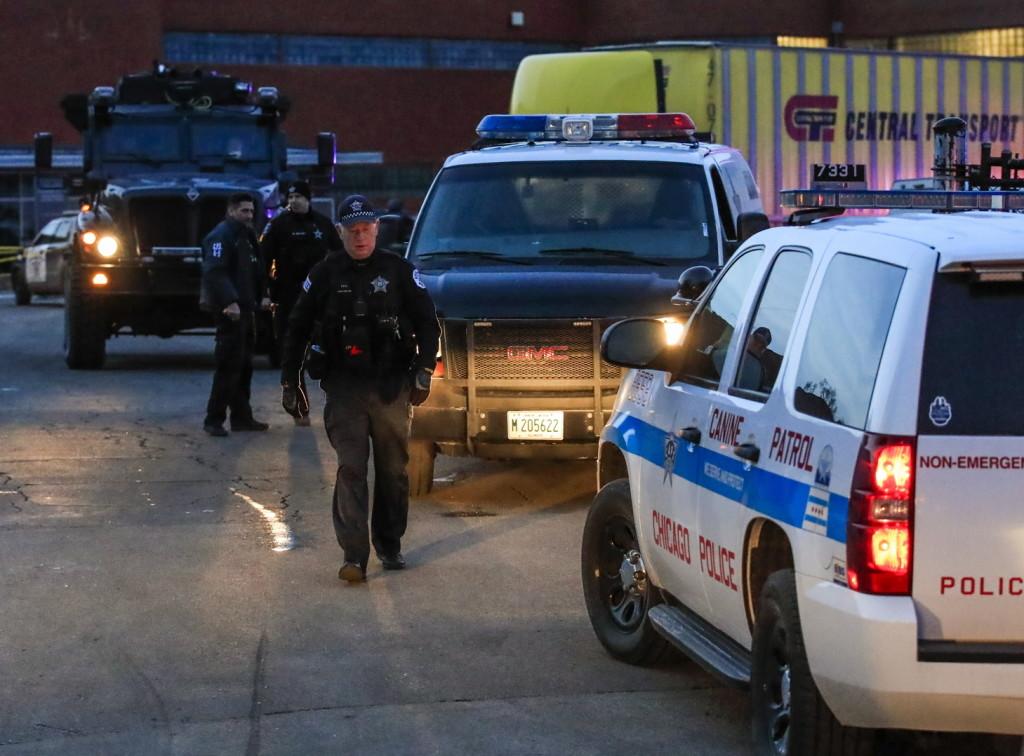 Öt halottja van a Chicago melletti lövöldözésnek