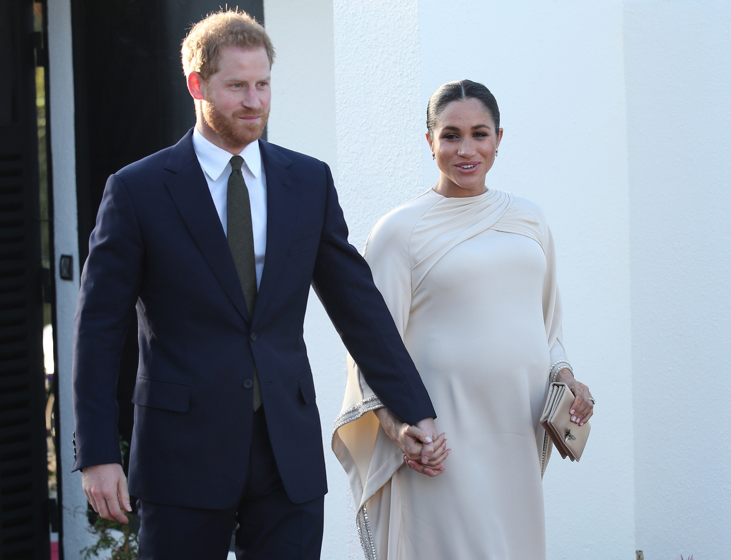 Harry herceg és Meghan hercegné (Fotó: Getty Images/EPA/Yui Mok / POOL)