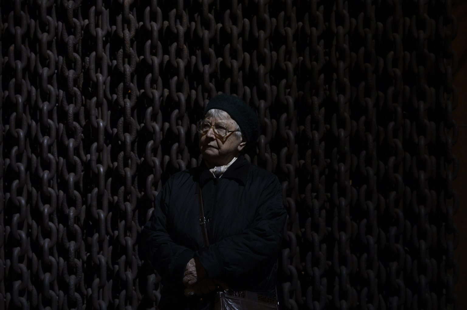 Egy megemlékező 2014-ben (Fotó: MTI/Kovács Tamás)