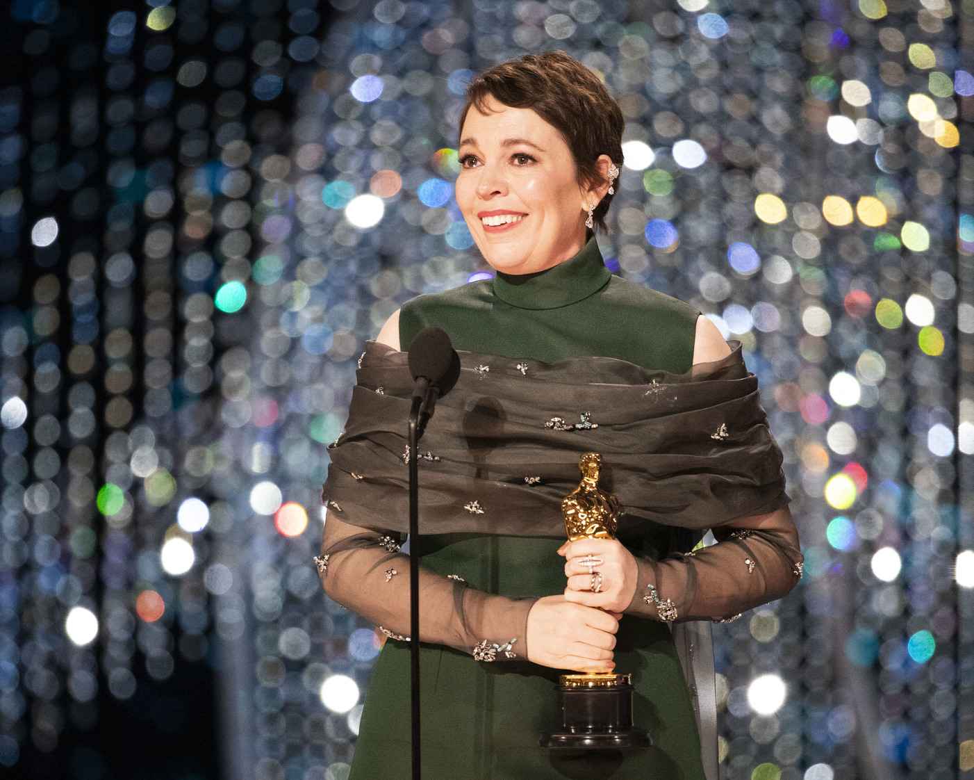 Olivia Colman (Fotó: Getty Images)