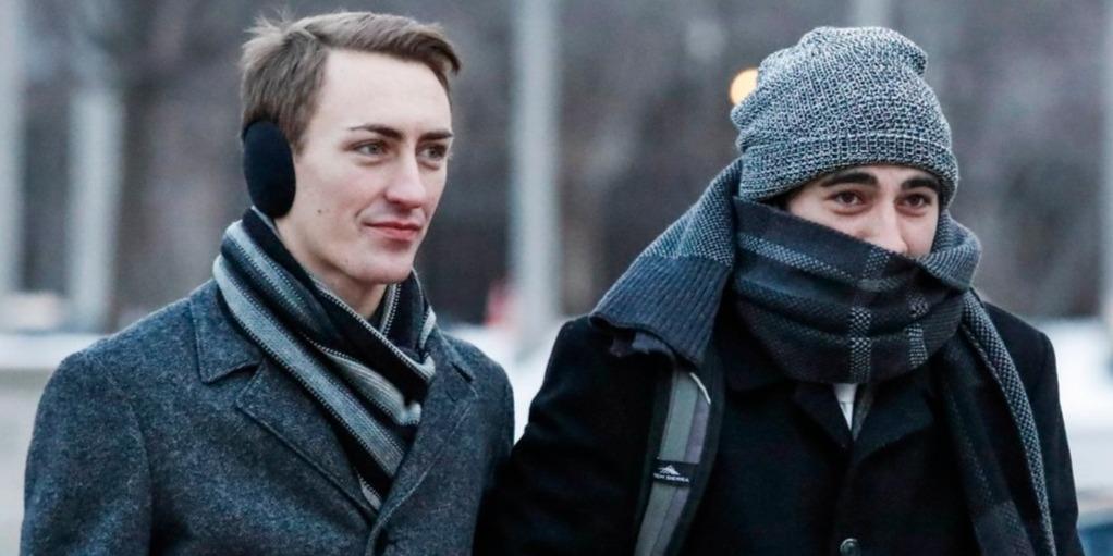 Észak-Európában már téli idő van