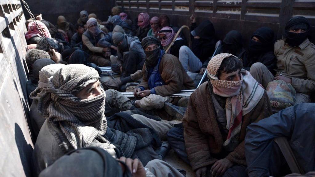 Merényleteket követtek el a dzsihadisták utolsó állomásának közelében
