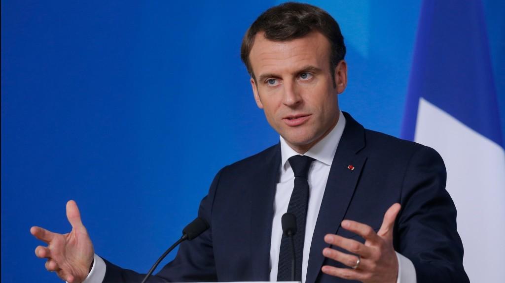 """""""Törzsi logikáról"""" beszélt Macron a néppárti határozat kapcsán"""
