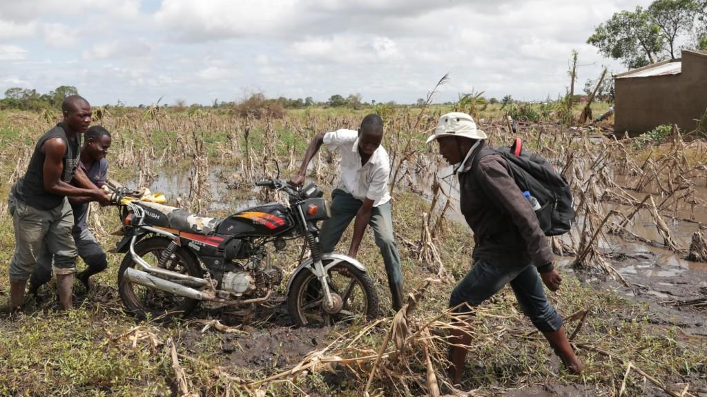 Folytatódnak az Idai ciklon miatti mentési munkálatok Afrikában