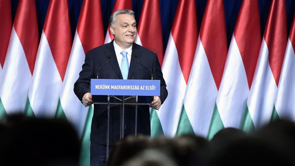 Orbán: Magyarország vezető szerepet tölt be a migrációs vitában