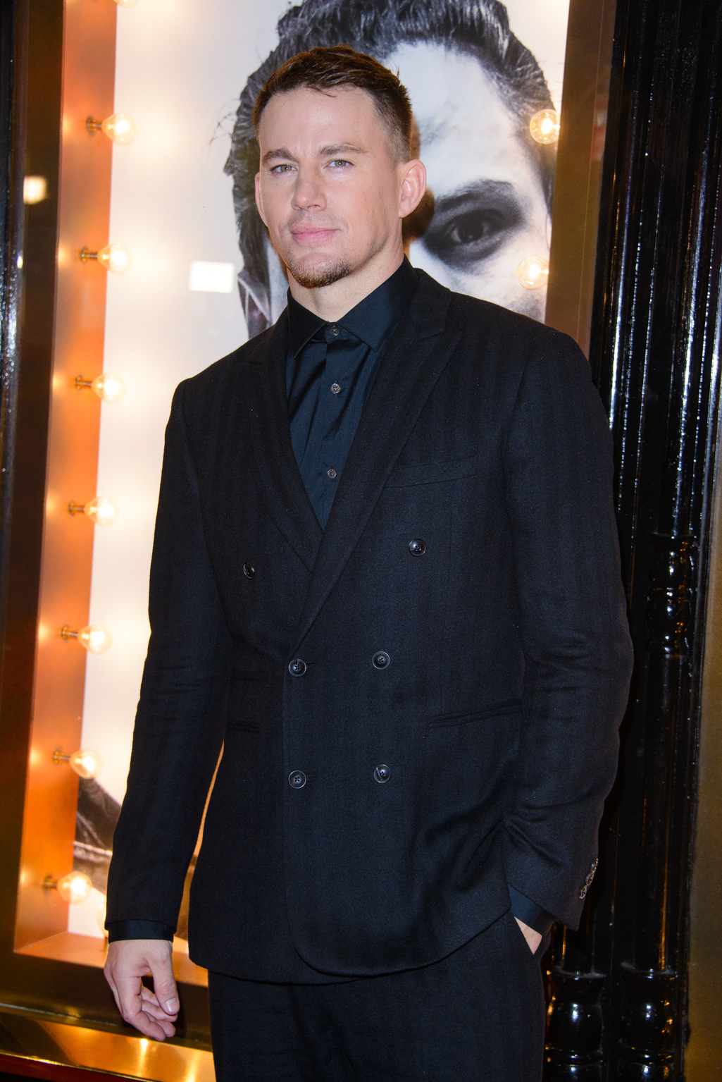 Channing Tatum (Fotó: Getty Images/Joe Maher)