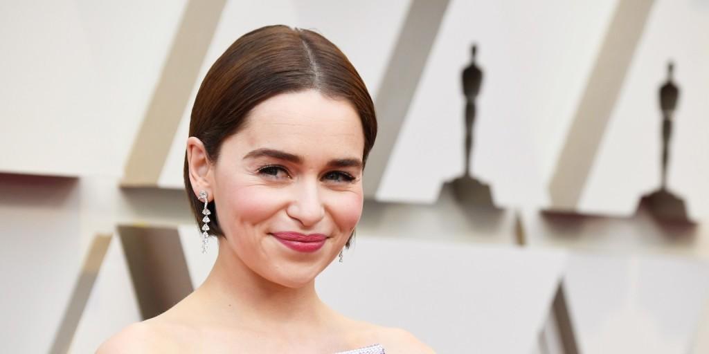Emilia Clarke is lehetett volna a Szürke ötven árnyalata főszereplője, de emiatt visszautasította