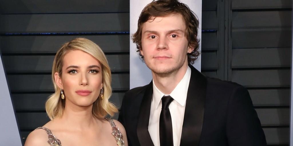 Felbontották az eljegyzésüket: hét év után szakított Emma Roberts és Evan Peters