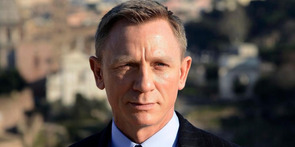 Daniel Craig ugyanazt a rangot kapta meg, mint James Bond