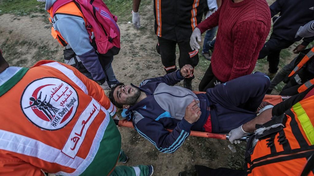 Nagyszabású egészségügyi segélyszállítmányt küldött az ENSZ a Gázai övezetbe