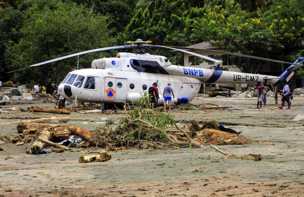 Nőtt az afrikai árvizek halálos áldozatainak a száma