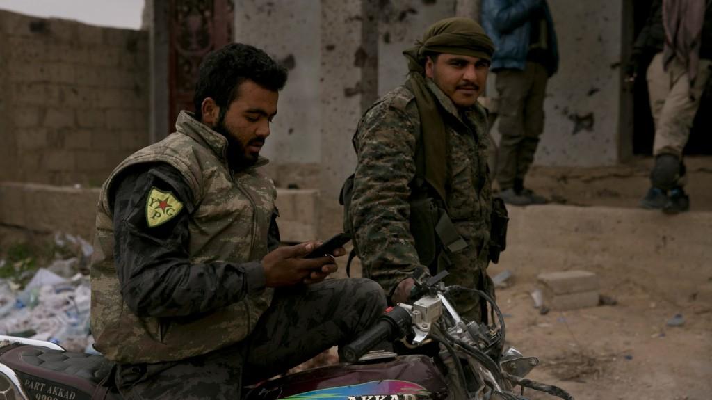 Felszabadították az Iszlám Állam utolsó bástyáját Szíriában