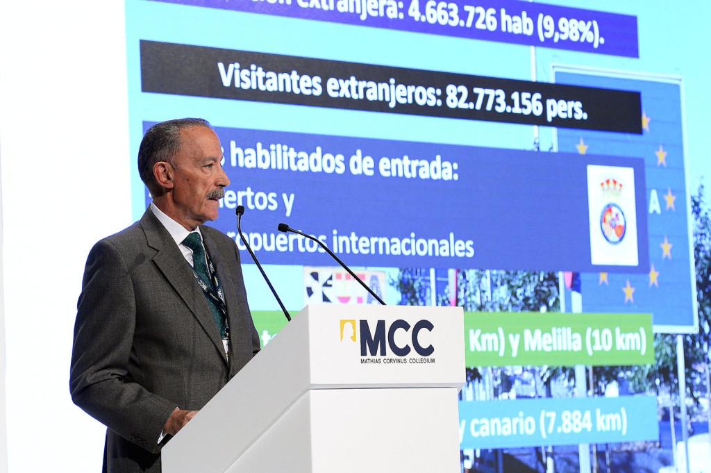 A határvédelem fontosságát hangsúlyozták előadók