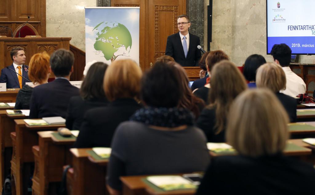 Elkezdődött a fenntarthatósági témahét