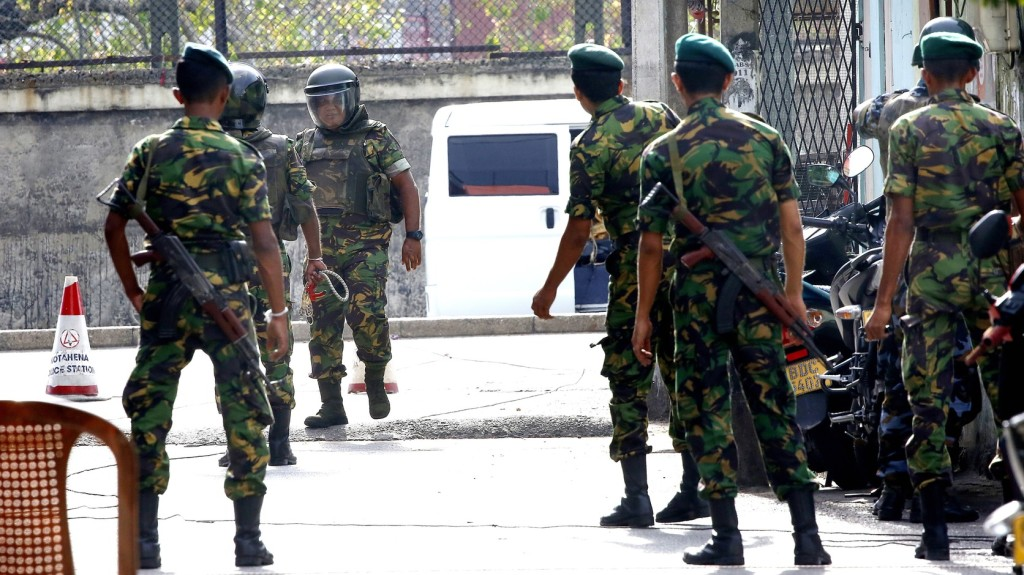 Mintegy százzal kevesebb a halottak száma Srí Lankán