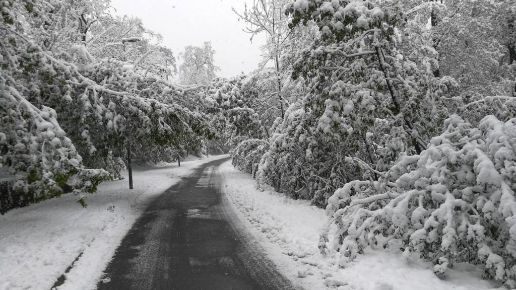 Két éve ilyenkor helyenként 40 centi hó esett