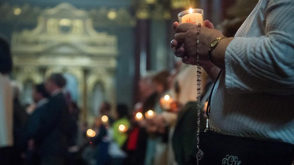 Az élet bűn és halál fölötti győzelmét ünneplik a keresztények