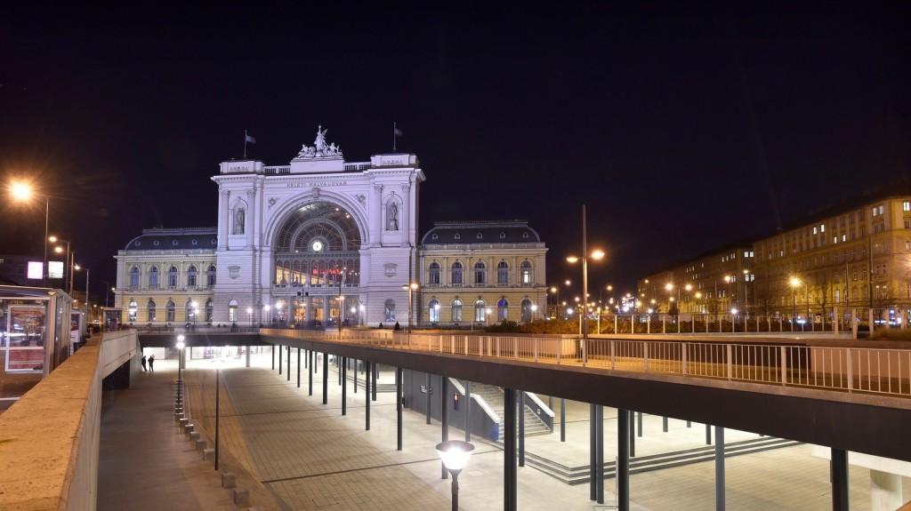Májusban két hétre lezárják a Keleti pályaudvart