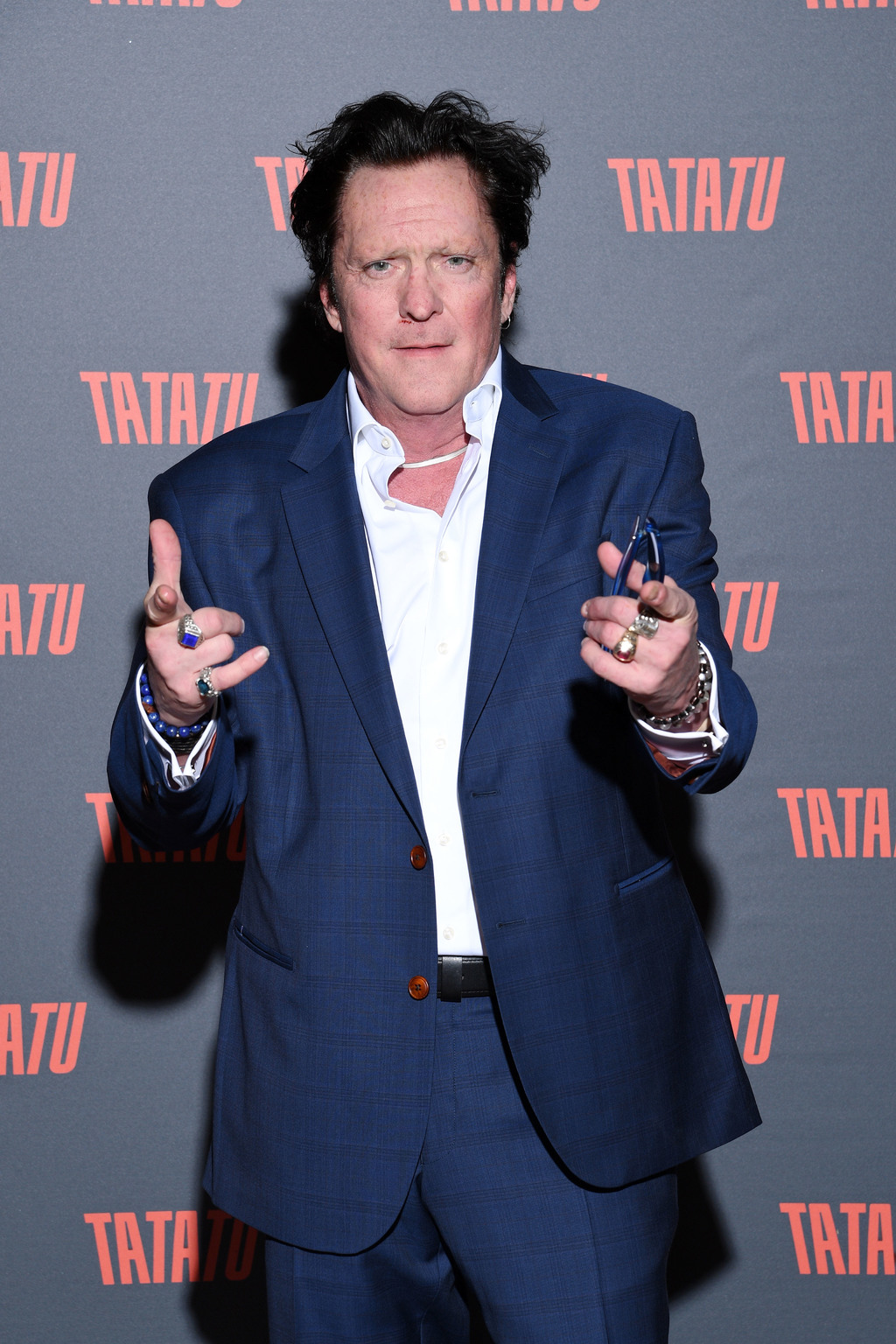 Michael Madsen (Fotó: Getty Images/Daniele Venturelli)