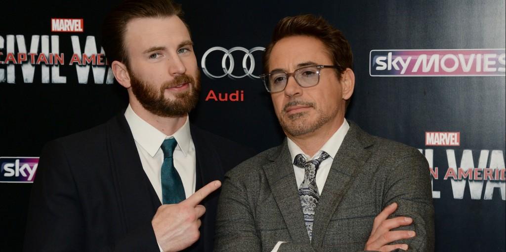 Robert Downey Jr. bámulatos ajándékkal lepte meg Chris Evanst