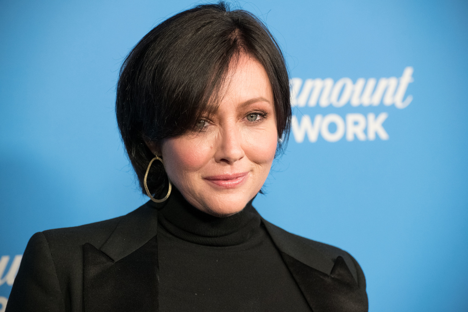 Shannen Doherty (Fotó: Getty Images/Earl Gibson III)