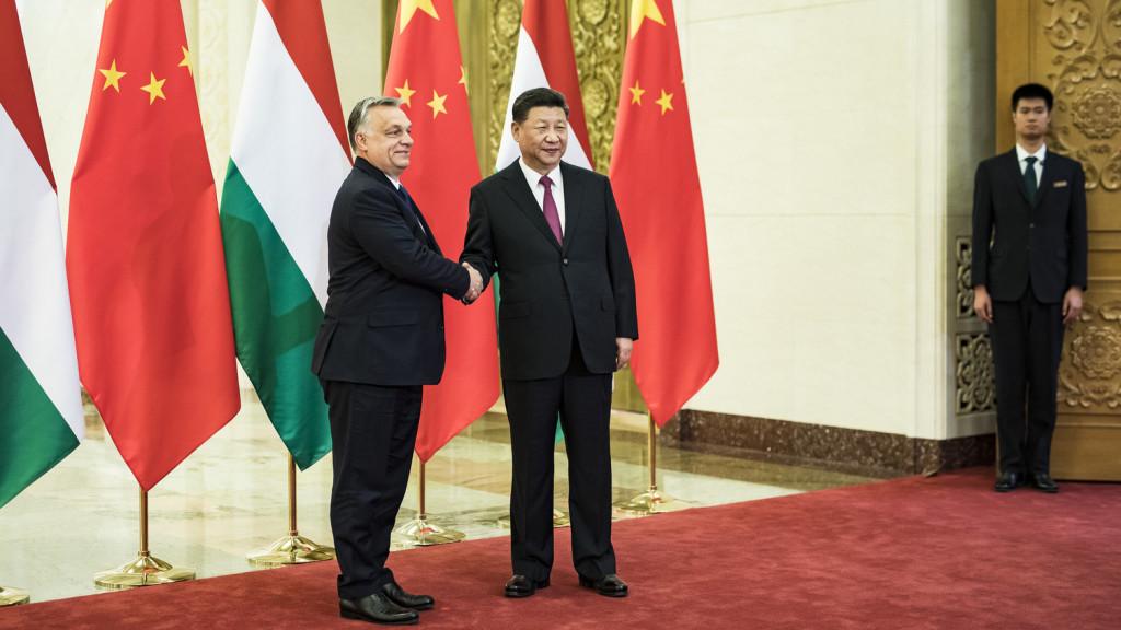 A kölcsönös nyereségre épül az Egy Övezet, egy Út a kínai elnök szerint