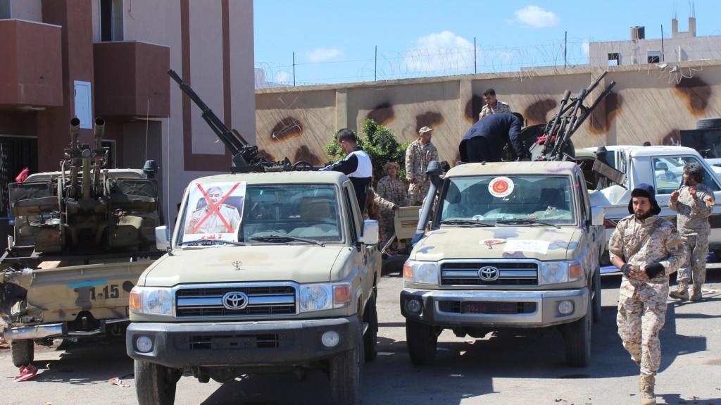 WHO: Több tízezren menekültek el Tripoliból a harcok miatt