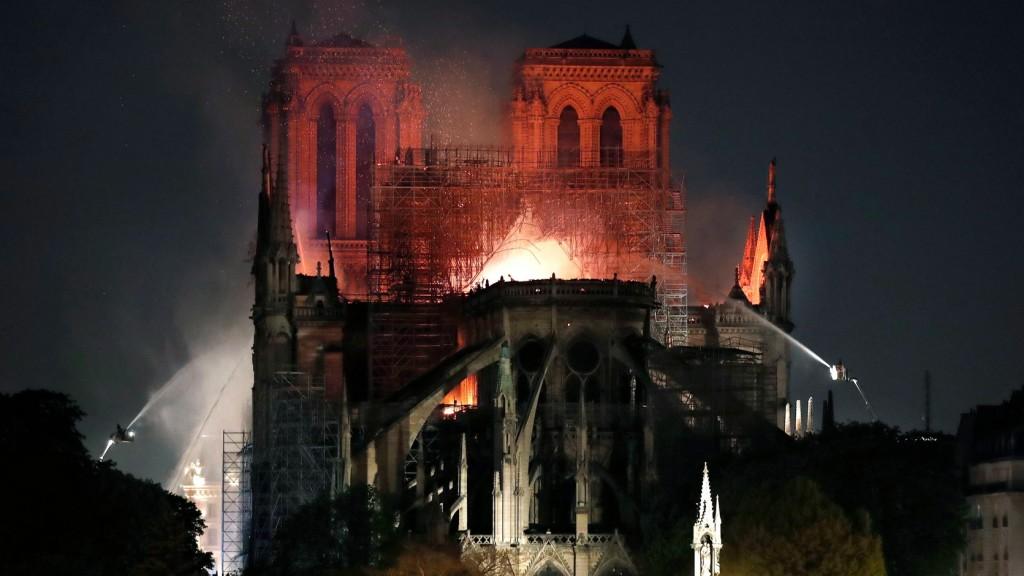 Túlélte a tűzvészt a Notre-Dame orgonája